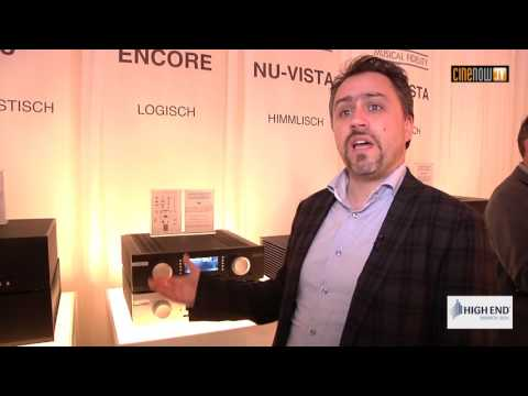 High End Munich 2016 : Musical Fidelity M6 Encore 225 et Encore Connect