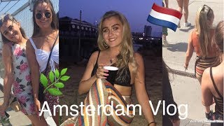 Interraling Vlog Part 1: Amsterdam