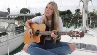 JAMIE MCDELL - 'One Thing' by One Direction [Perez Hilton 'Can You Sing?' cover competition]