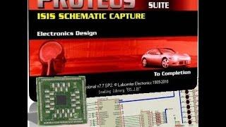 2. Знакомство с программой для моделирования электронных схем Proteus (Урок 2. Теория)