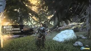 Rise Of The Tomb Raider : Défi du Lancer de Gourde