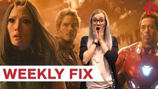 Egy halottnak hitt karakter visszatér a Bosszúállók 4-ben - IGN Hungary Weekly Fix (2018/41. hét)