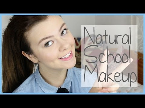 How To Make Makeup Look Natural Youtube
