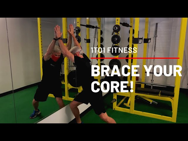 DYNAMIC BRACING To Improve Core Strength!