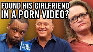 """He's Convinced I'm In A Sex Tape"" | Steve Wilkos"