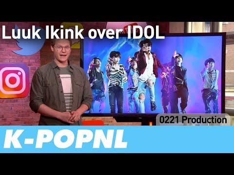 [MEDIA] Dutch Presenter About IDOL (RTL Boulevard) — K-POPNL
