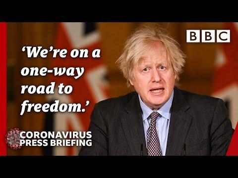 Covid-19: Boris Johnson updates us on lockdown exit plan 🔴 @BBC News live - BBC