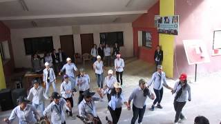 Flash Mob JIET SETG Resonance 2015