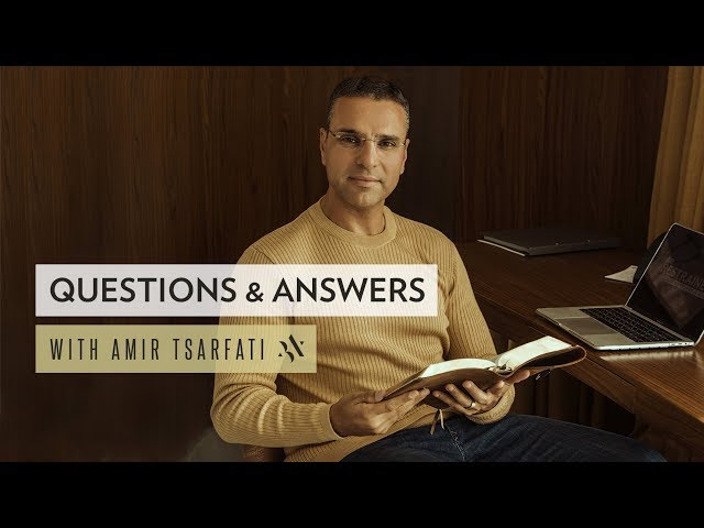 Amir Tsarfati: Live Q & A and Middle East Update, July 9, 2019