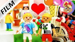 Playmobil Film polski | Kłótnia z DAVEM?! HANIA spotyka się z Filipem w lodziarni | Serial