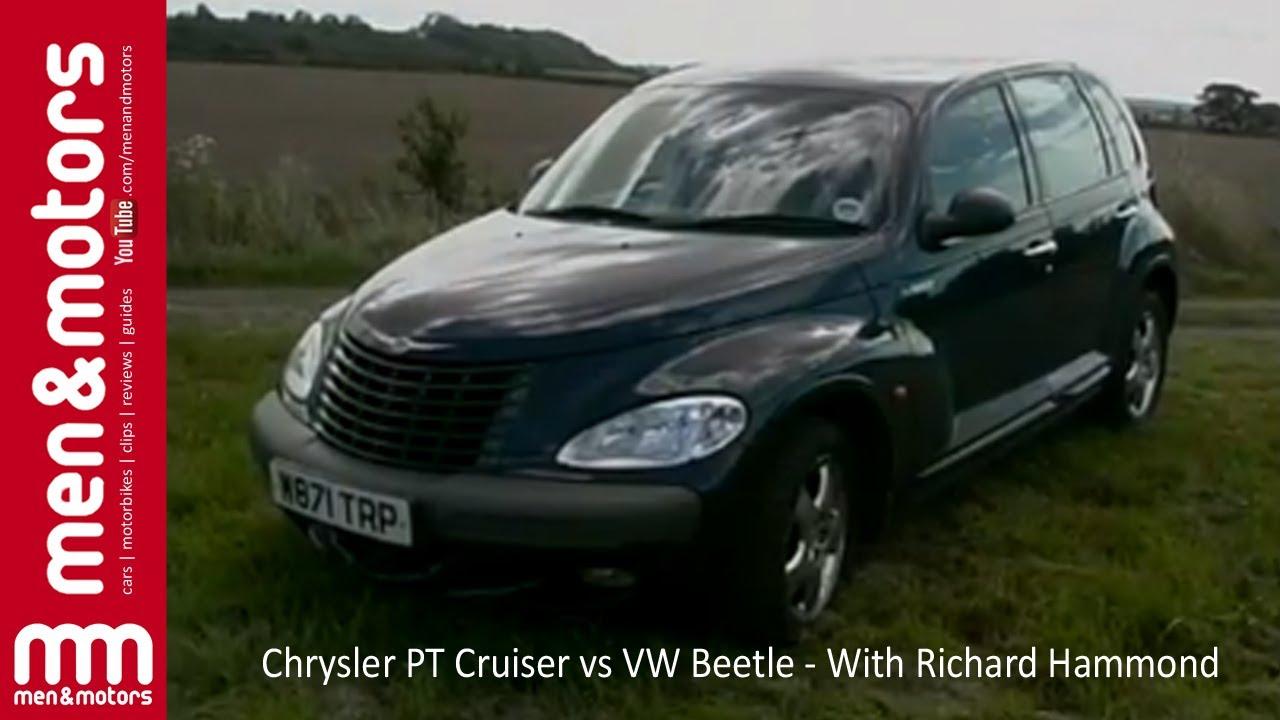 Chrysler Pt Cruiser Vs Vw Beetle With Richard Hammond Youtube