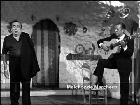 Manolo Caracol (II) _ Rito y Geografïa del cante Flamenco _ English subtitles