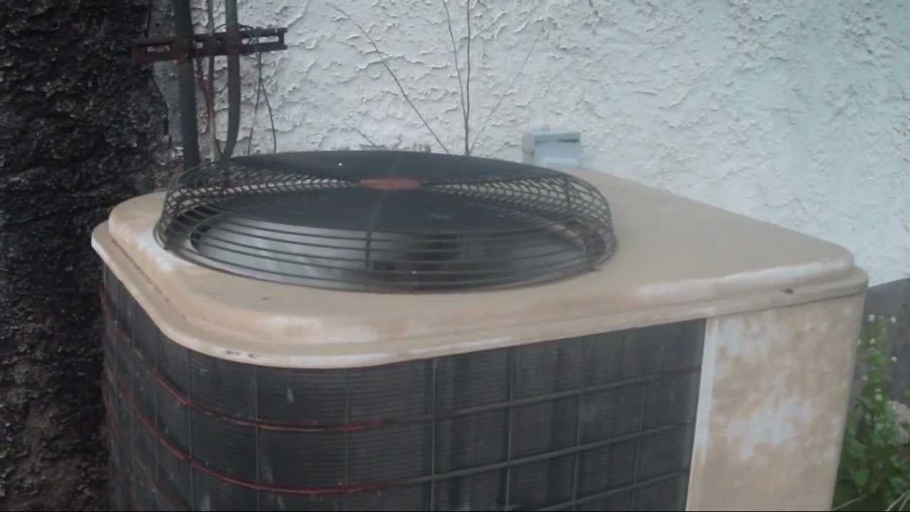 1972 Addison 5-ton central air-conditioner running! on