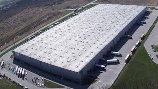 """FM Logistic """"Auchan""""   склады Ашана (Польша)"""