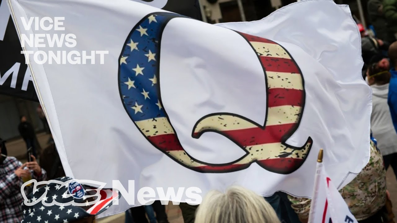 Where Did QAnon Come From? VICE NEWS 15JAN21