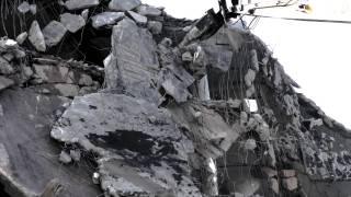 Cold Storage Demolition Innerbelt.mov