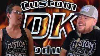 Gambar cover Natalie of DK Custom Support Team // Harley Parts