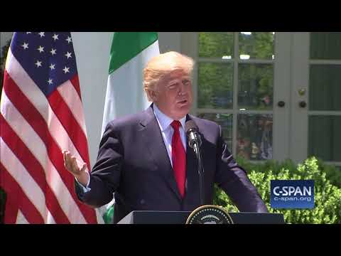 Word for Word: President Trump on Israel's Claim Iran Lied on Nuclear Deal (C-SPAN)