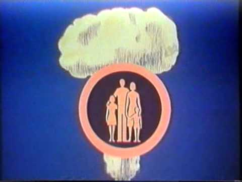 Protect & Survive - 1970's UK Public infommercials On Nuclea