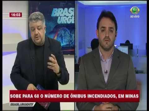 BRASIL URGENTE MINAS 14/06/2018