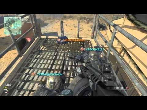 MW3 : Infected MOAB One Handed