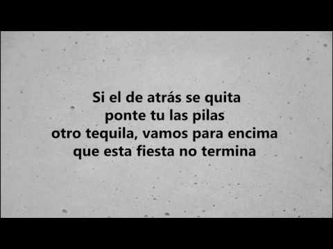 La Fila-Don Omar ft.Sharlene y Maluma-Letra(lyric)(Prod.Luny Tunes)