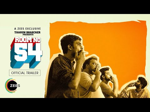 Room No. 54 | Official Trailer | Tharun Bhascker | A ZEE5 Exclusive | Streaming Now on ZEE5