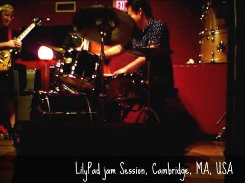 LilyPad Jam Session, Cambridge, MA