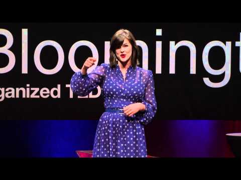 Look good, feel good -- the case for playing dress up   Jessica Quirk   TEDxBloomington