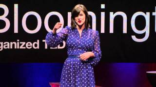 Look good, feel good -- the case for playing dress up | Jessica Quirk | TEDxBloomington