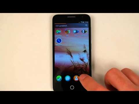 Alcatel OneTouch Fire E unboxing and hands-on