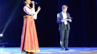 Андрей Рожков на Мисс Екатеринбург - 2018