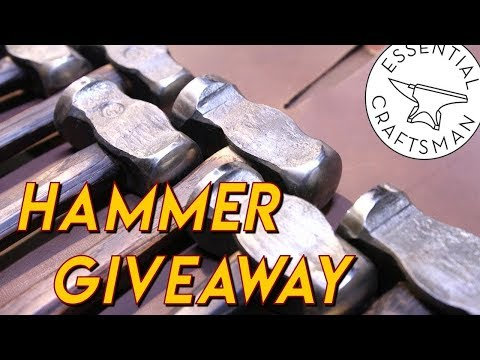 Giving Away 7 Hammers