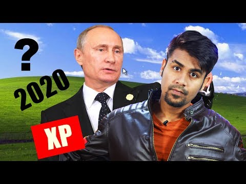 Windows XP In 2020 ? | Russia Still Using XP | Things You Don't Know About Windows Xp