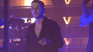 Hurts - Illuminated live Manchester Academy 12-02-16