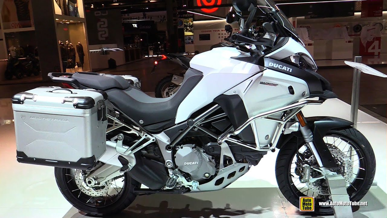 Ducati Multistrada Touring Packages