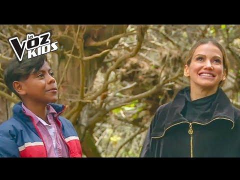 Brayan y Fanny Lu superaron todos los obstáculos del bosque mágico | La Voz Kids Colombia 2018