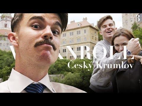 Fake průvodčí w/Ester a Josefina   VLAKNROLL #3