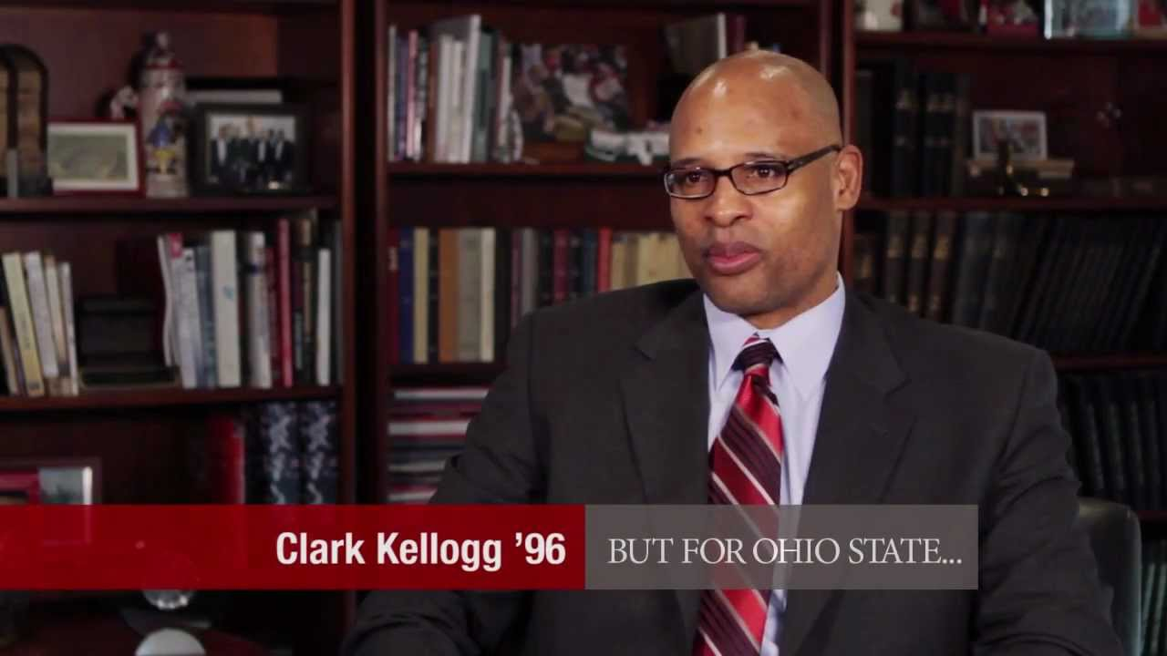 Clark Kellogg ('96) - YouTube