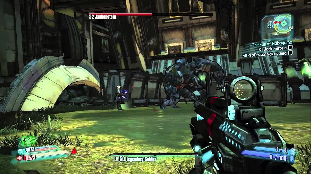 Borderlands 2 jackenstein drops