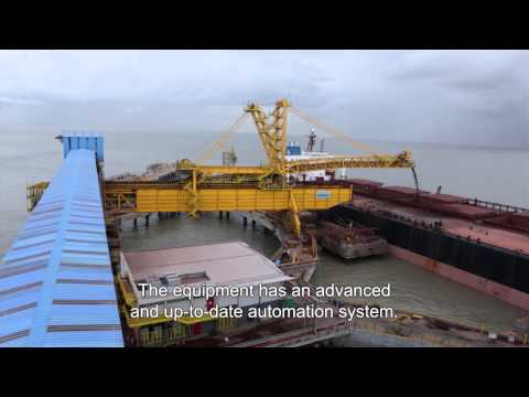 Shiploader safety