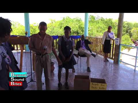 TREASURE BEACH RECYCLING COMPETITION AWARDS CEREMONY PT 1 OF 2