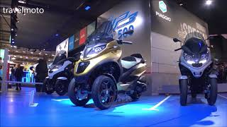 The 3 wheels scooters 2019
