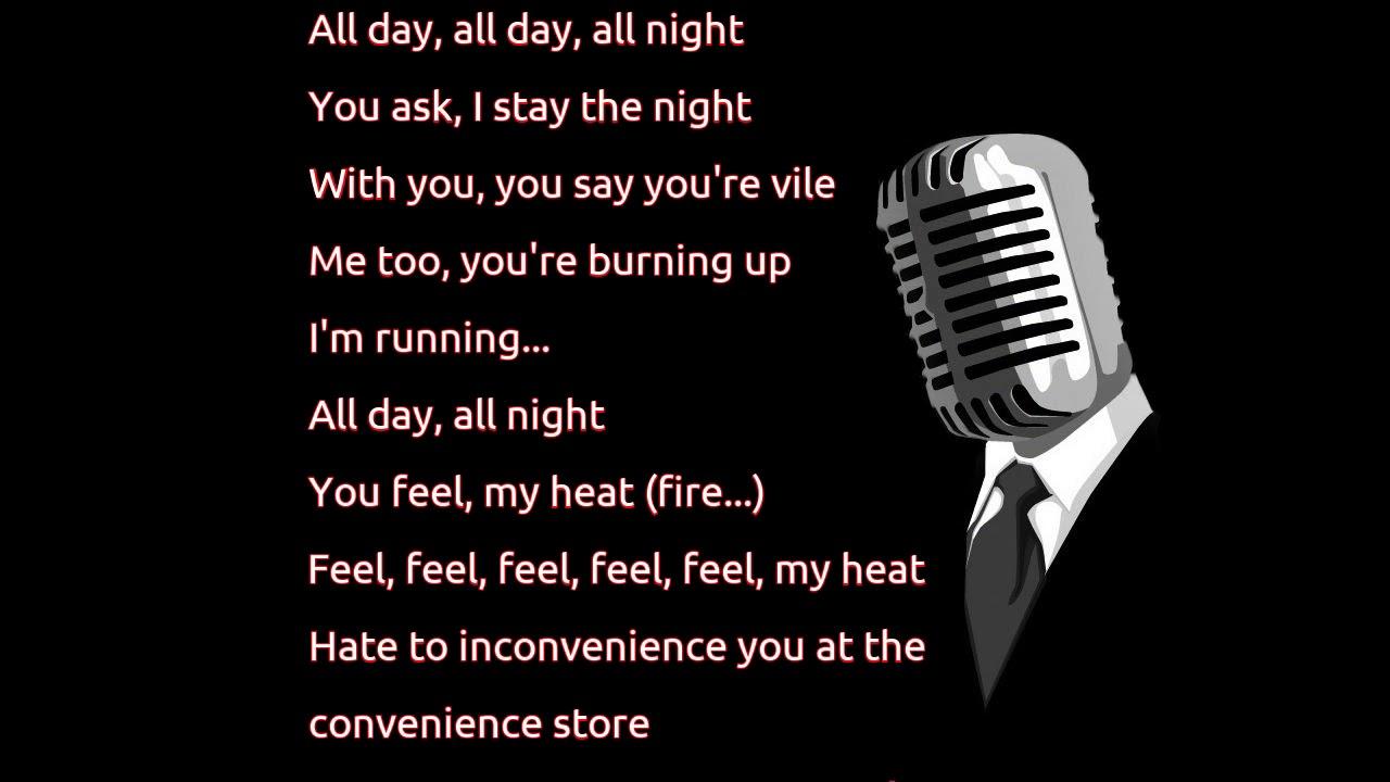 Heat Lyrics