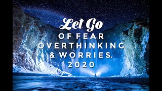 852 Hz - LET GO of Fear, Overthinking & Worries   Cleanse Destructive Energy   Awakening Intuition
