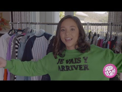 POPSTAR! EXCLUSIVE: Wardrobe Tour with Breanna Yde!