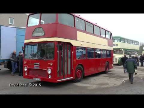 Kirkby Stephen Vintage Bus Rally Sunday 29th March 2015