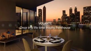 VOLANTE Once in a life time trophy Penthouse