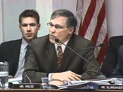 "February 25th, 2009: Select Committee Hearing, ""Get Smart on Smart Grid"""