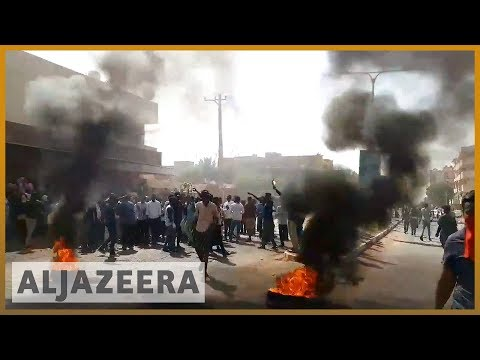🇸🇩 Sudan's al-Bashir cracks down on protests | Al Jazeera English